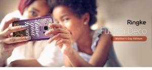 [Wersja na Dzień Matki] Już dostępny zestaw do dekoracji Ringke Fusion! Zgarnij mały prezent dla swojej mamy!