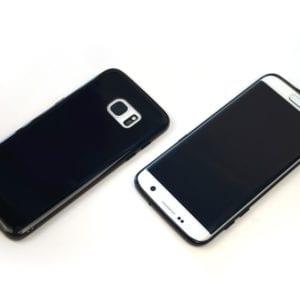 Recenzja czarnego etui dla Galaxy S7 Edge