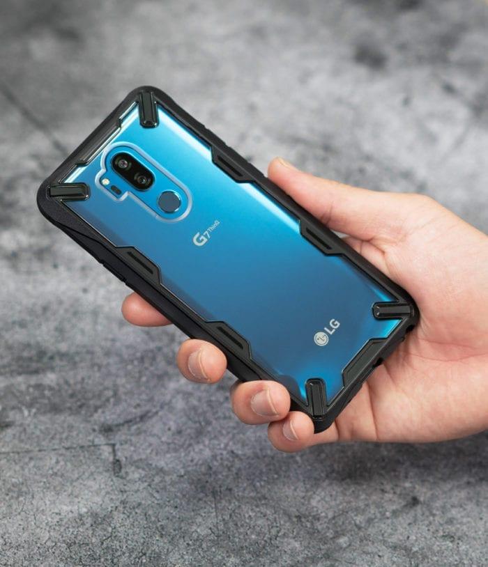 Przedstawiamy nową linię – Ringke Fusion-X dla LG G7 ThinQ