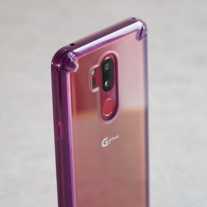 Rekomendacja etui dla LG G7 ThinQ / przezroczysty case dla G7